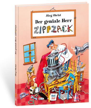 Jürg Obrist: Der geniale Herr Zipzack